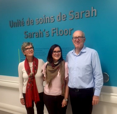 Fonds de Sarah des Cèdres | Sarah's Fund for Cedars